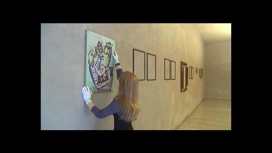 Video Události o Fillových obrazech