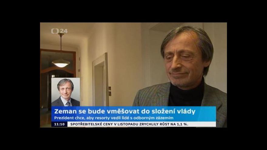 Video Rozhovor s Martinem Stropnickým