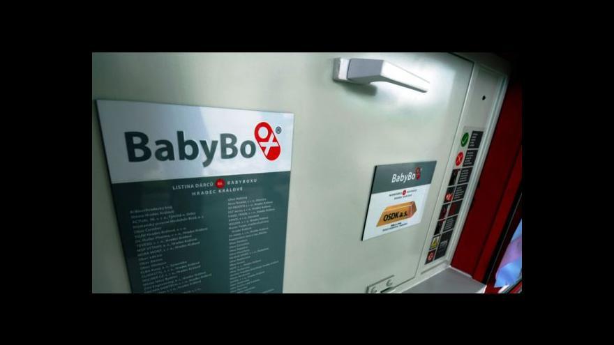 Video 168 hodin: Příběh babyboxu