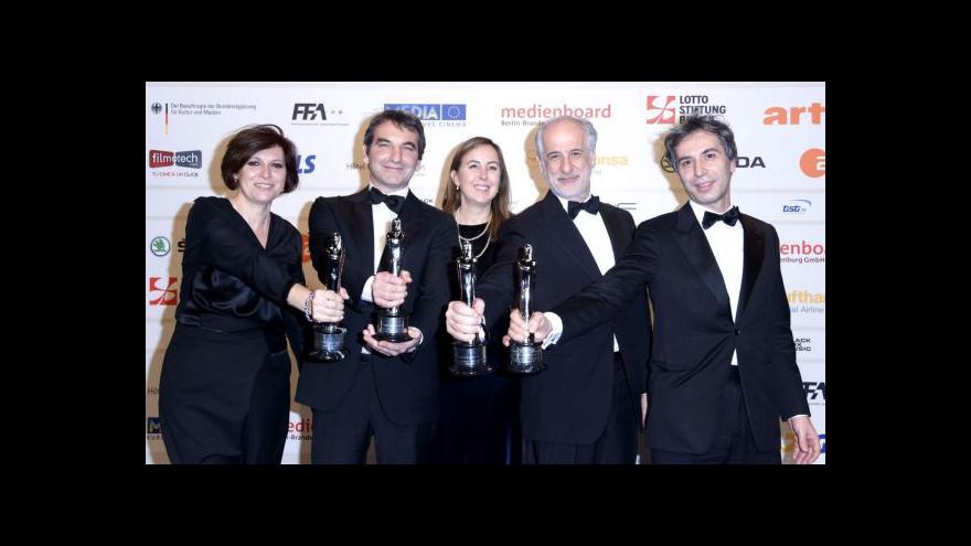Video Porotce Ivo Mathé o Evropských filmových cenách