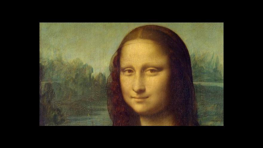 Video Bude se restaurovat Mona Lisa?