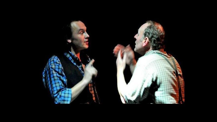 Video Záznam: Malá Vizita v Divadle Kampa