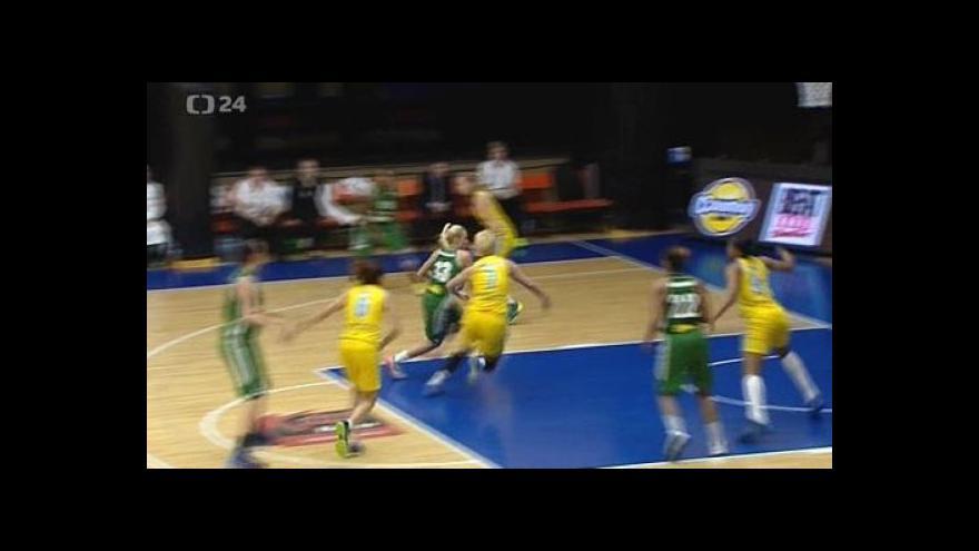 Video Sestřih utkání USK - Valosun Brno