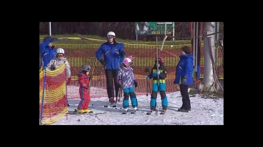 Video Vedoucí sportovního areálu v Němčičkách Jaroslav Stávek o zahájení sezony