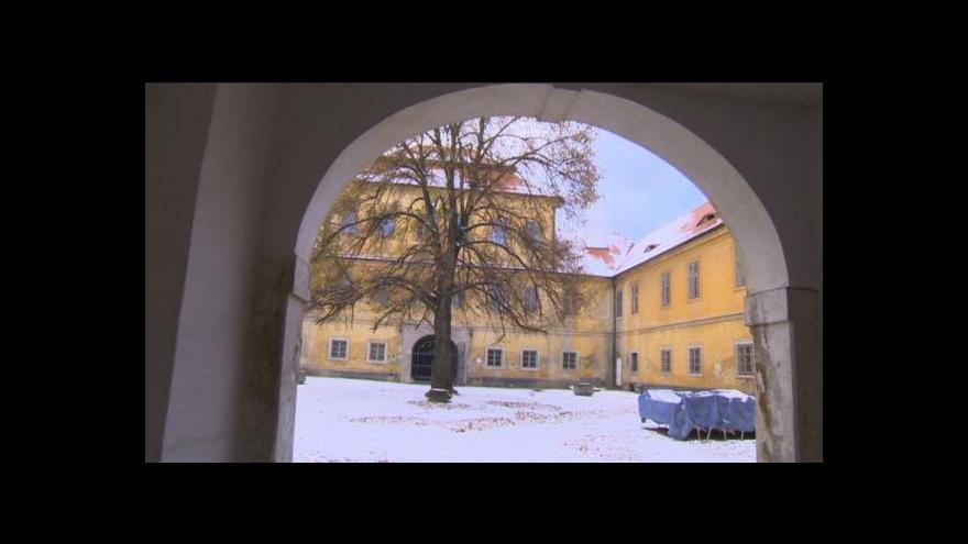 Video Zámek v Litvínově se bude rekonstruovat