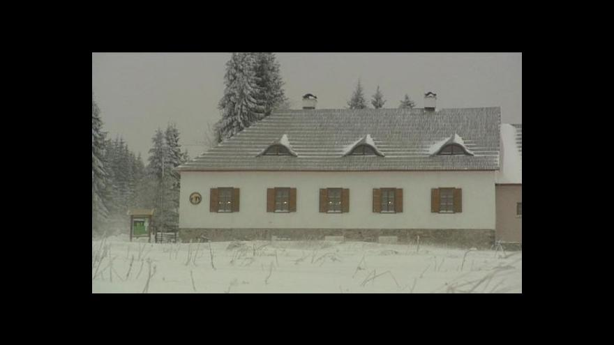 Video Zdeněk Mlnařík o restauraci a návštěvnickém centru na Březníku