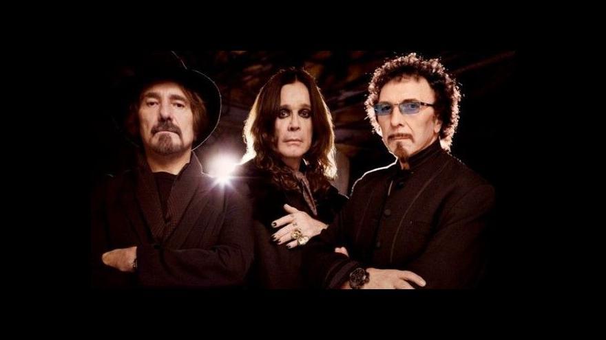 Video Black Sabbath se chystají do Prahy