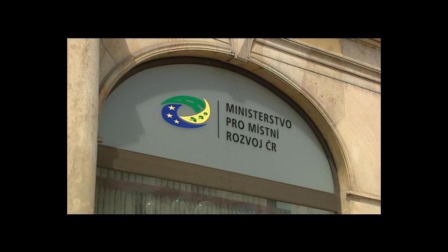 Video Ekonomika ČT24 o evropských dotacích