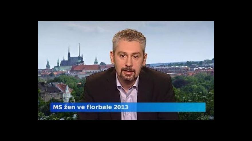 Video Host Studia 6: Filip Šuman, prezident ČFÚ