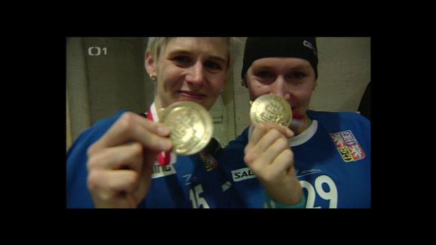 Video Florbalistky chtějí z domácího šampionátu medaili