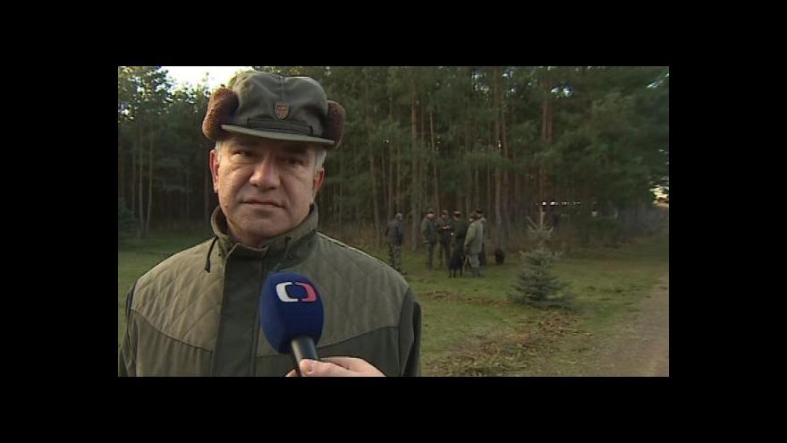 Video Myslivec Miroslav Svoboda o letošní sezoně