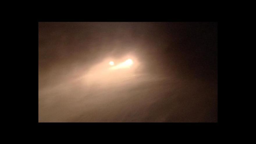 Video Události: Bouře Xaver v Česku
