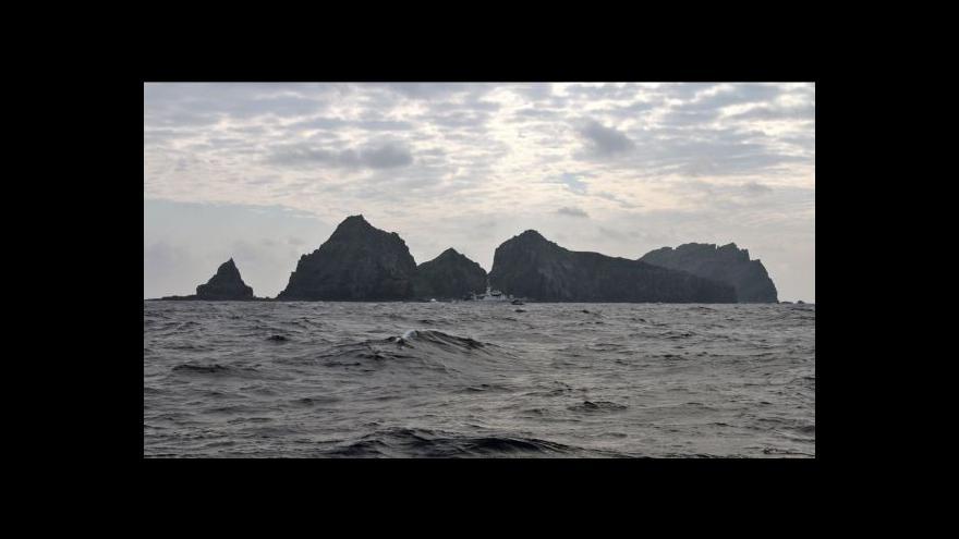 Video Horizont ČT24: Biden řeší spor o ostrovy
