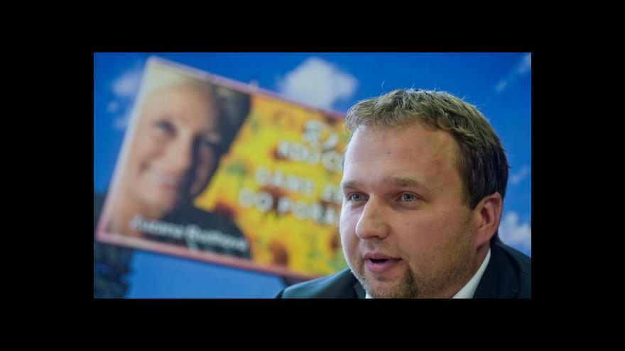 Video Brífink KDU-ČSL k průběhu jednání expertních týmů