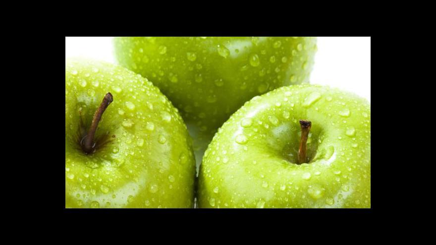 Video TK ke spotřebě potravin v Česku za rok 2012