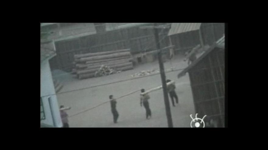 Video Události: Pracovní tábory v KLDR se rozrůstají