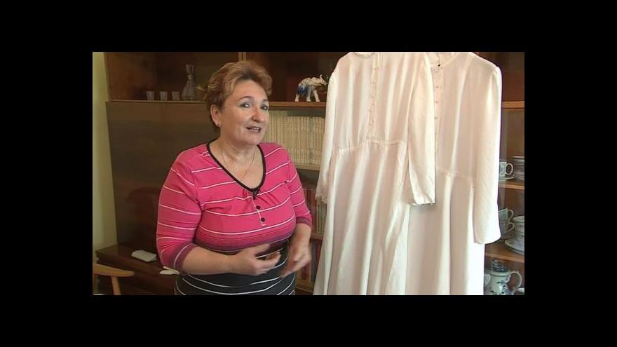 Video O svém kostýmu hovoří Renata Havlinová
