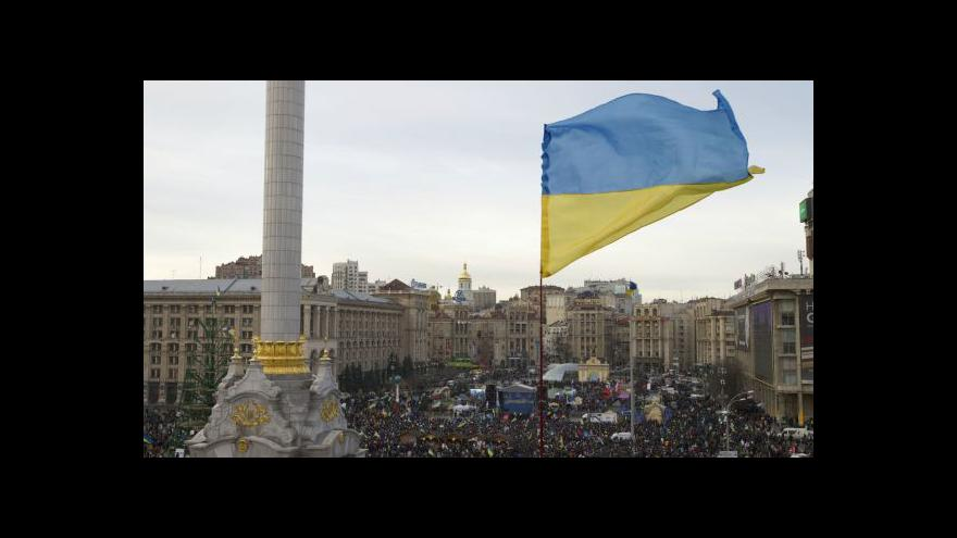 Video Telefonát Martina Dorazína z Kyjeva