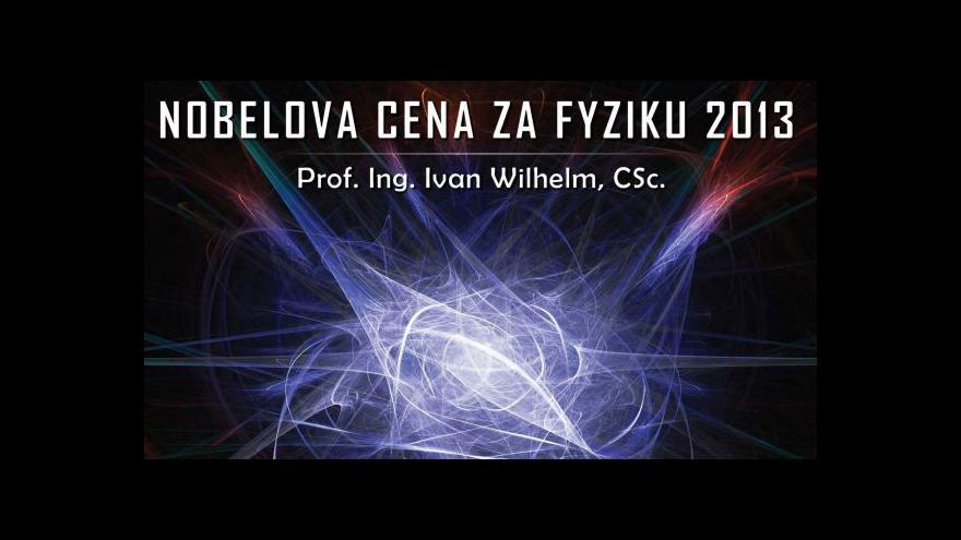 Video Přednáška Ivana Wilhelma