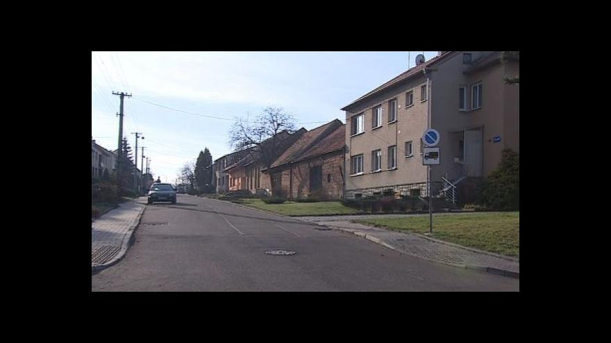 Video Tři minuty z Blažovic
