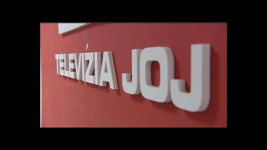 Video Pokuta pro televizi Joj za český dabing
