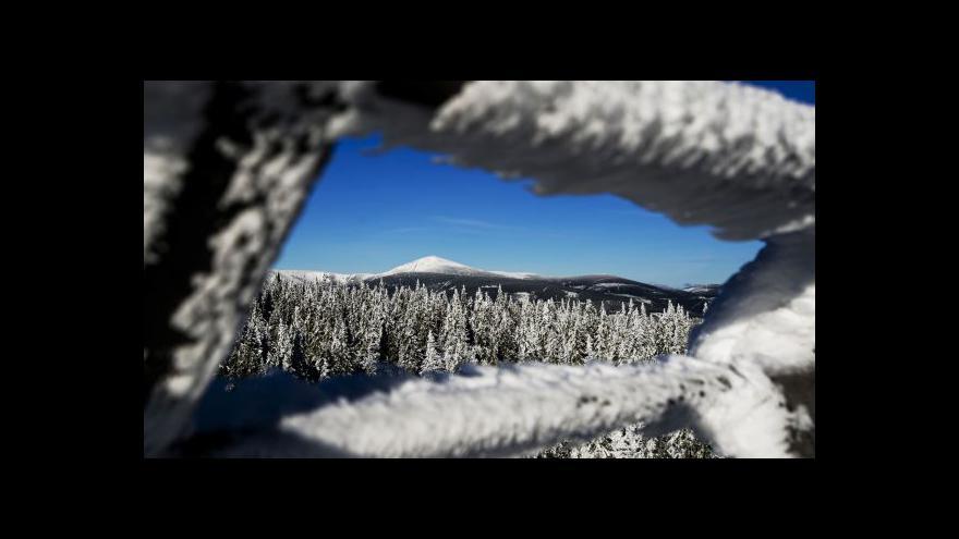 Video Meteoroložka Marie Odstrčilová o výstraze ČHMÚ