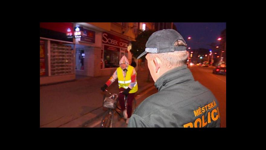 Video Telefonát Luboše Dostála k bezpečnostní akci