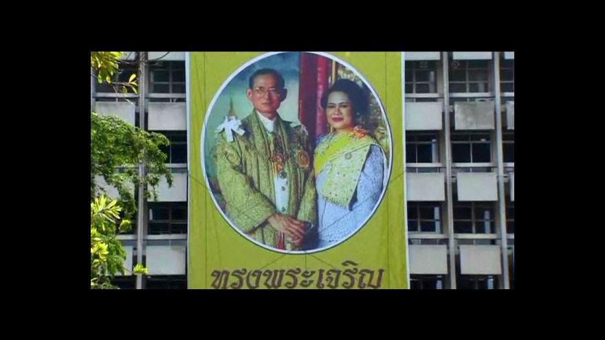 Video V Thajsku je chvíli klid