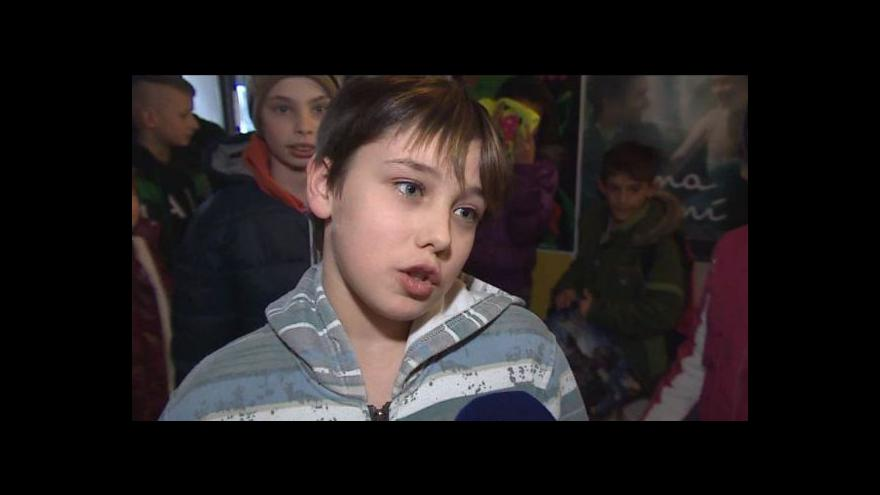 Video Jak se pohádka Sněžný drak líbila malým divákům?