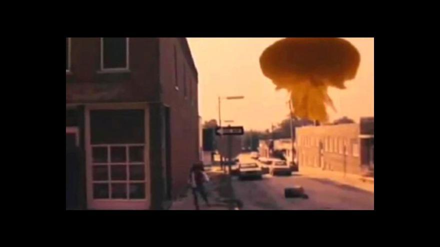 Video Horizont ČT24 o kódu k americkým jaderným zbraním