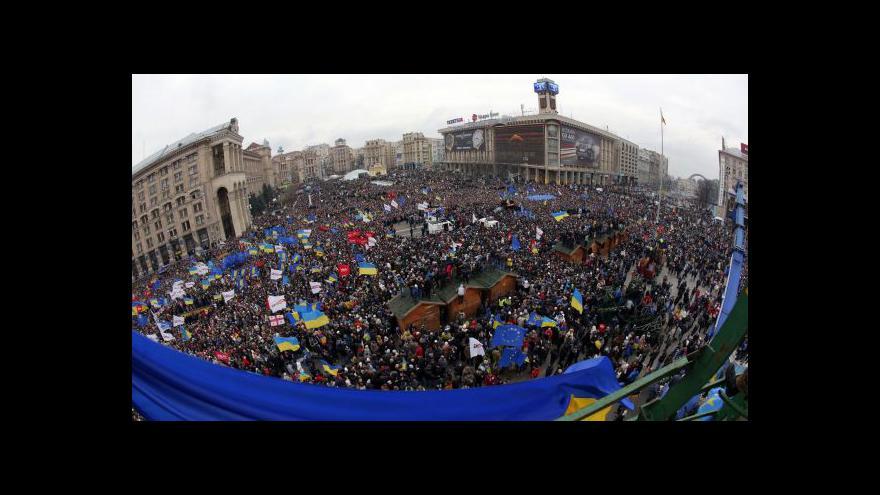 Video Natalia Churikova o protivládních protestech