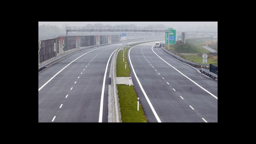Video Události o mýtném na silnicích