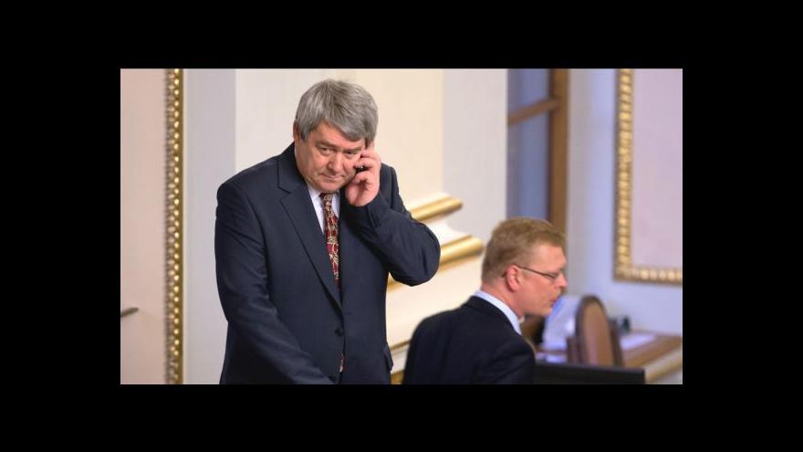 Video Brífink po jednání poslaneckého klubu KSČM