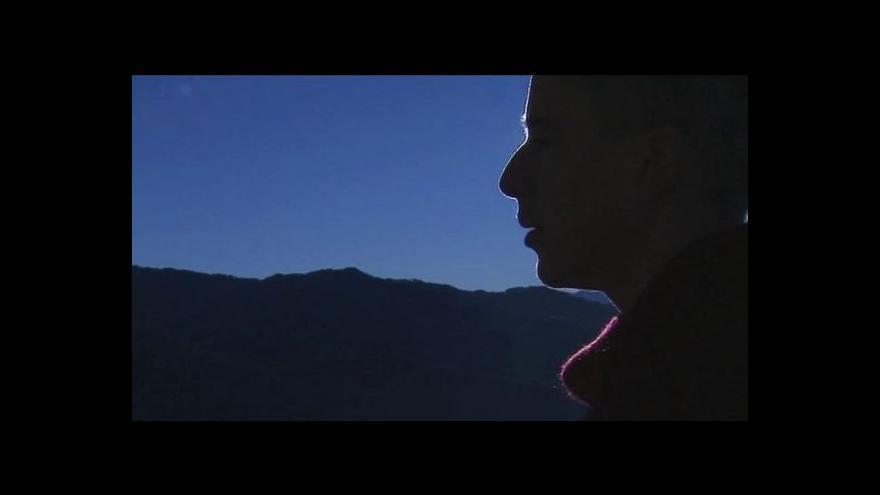 Video Horizont 24: Mladý Belgičan se rozhodl pro studium buddhismu