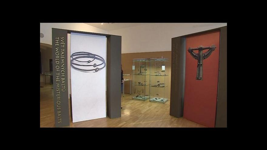 Video Výstava o Pobaltí v Brně