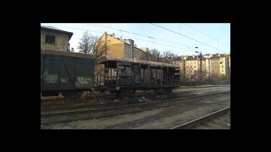 Video Mluvčí SŽDC Marek Illiaš o omezení na železnici