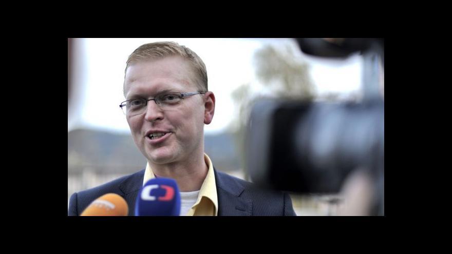 Video Předseda KDU-ČSL Pavel Bělobrádek v Událostech, komentářích