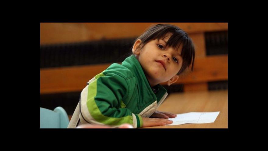 Video Česká školní inspekce sčítala romské žáky na speciálních školách