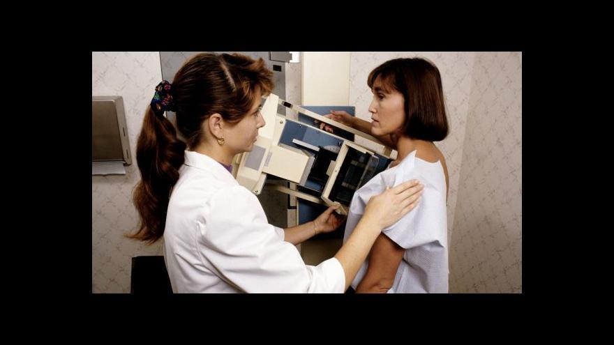 Video Preventivní screeningová vyšetření tématem Událostí
