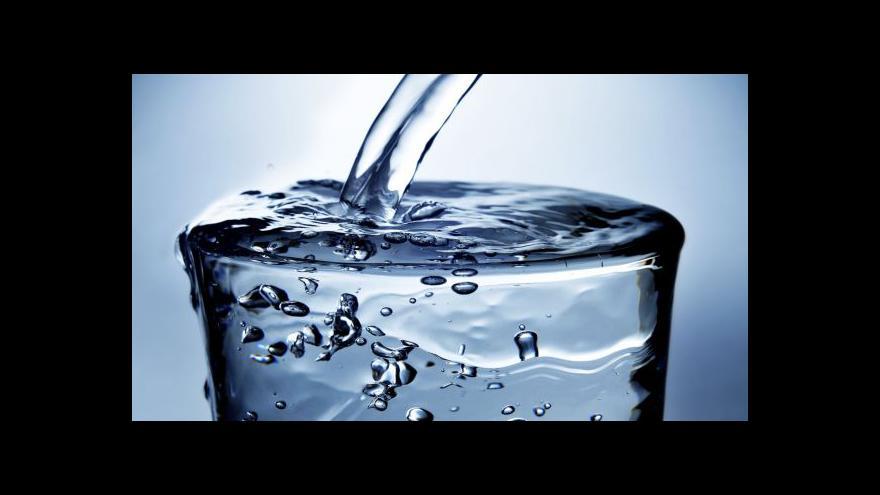 Video Ekonomika ČT24 o cenách vody