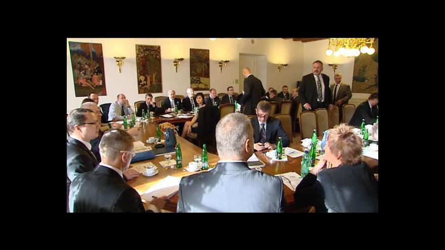 Video Strany domluvily rozdělení výborů ve sněmovně