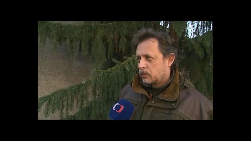 Video Omezení vstupu do lesa popisuje ředitel Marek Netolička