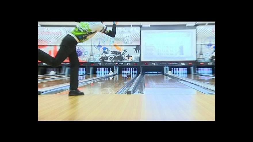 Video Talpa se stal členem bowlingové asociace