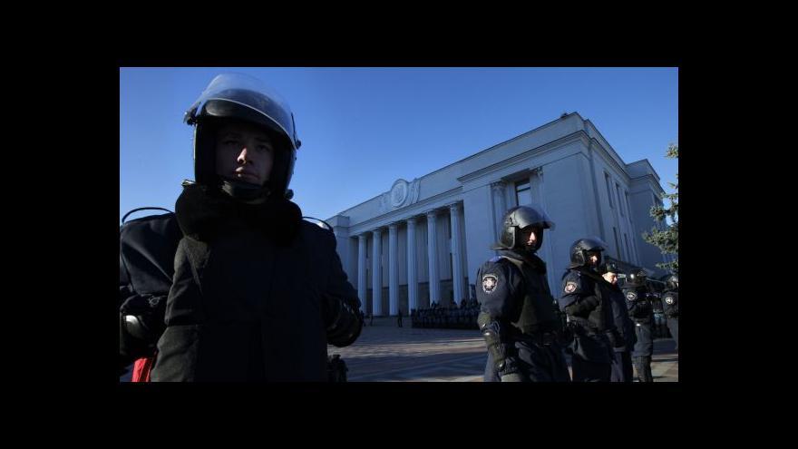 Video O nedůvěře ukrajinské vládě se hlasovat nebude