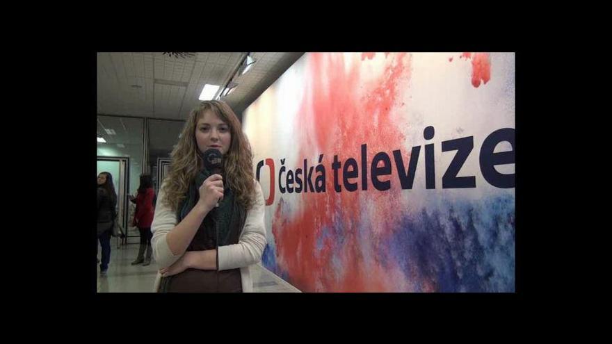 Video Mladí redaktoři v ČT