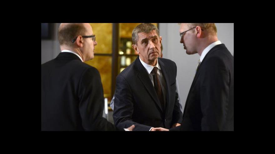 Video Výsledek vyjednávání (23:00)