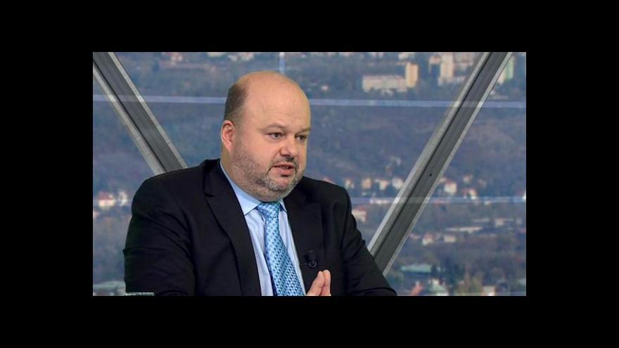Video Rozhovor s Martinem Pecinou v OVM