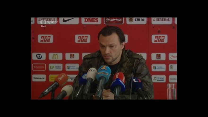 Video Bývalý fotbalový reprezentant Ujfaluši ukončil kariéru