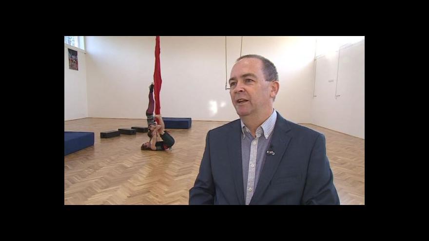 Video O nové hale mluví ředitel Lužánek Milan Appel