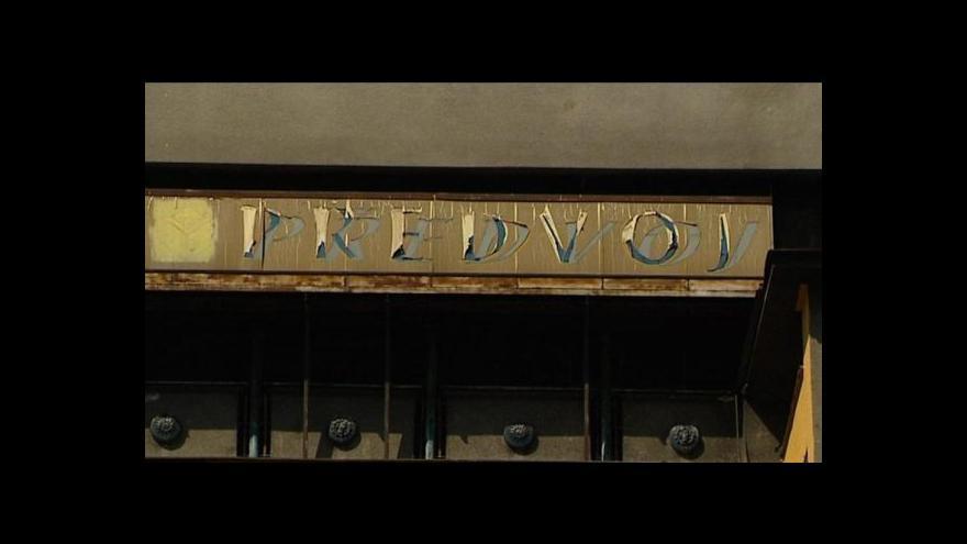 Video Tomáš Vzorek o sporu o Předvoj
